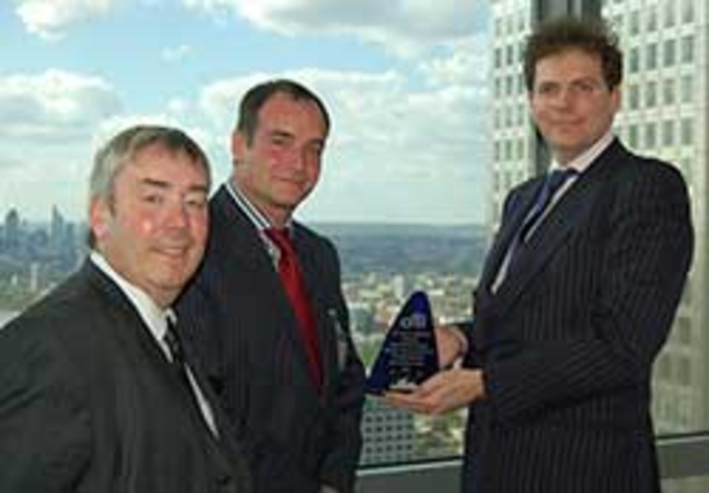 Citi global sustainable vendor of the year